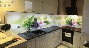 Panele szklane do kuchni - Glass Designer Długołęka