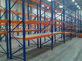 Regały Paletowe sprzedaż skup montaż i demontaż - Lech Siwiec Import-Eksport Zaklad Produkcyjno-Usługowy Krąpiel