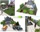 Projekty ogrodów przydomowych Projekty ogrodów - Konin TRANS-GAJ Centrum ogrodnicze i florystyczne