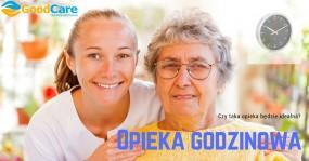 Godzinowa opieka domowa - GoodCare Adam Mokrosiński Łódź