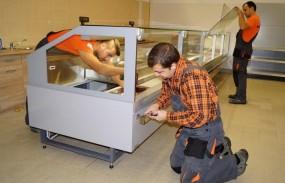 Projektowanie systemów chłodniczych - Nowech Chłodnictwo-Klimatyzacja Leszek Nowak Lubań