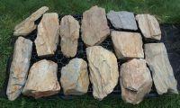 Kamień ogrodowy, łupek