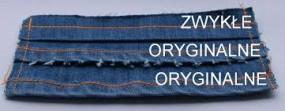 Skracanie dżinsów - Usługi Krawieckie EVELL Produkcja-Sprzedaż Wolsztyn
