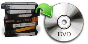 Przegrywanie starych filmów VHS na płyty DVD - GRAKO VIDEO FOTO Grzegorz Kołodziej Rzeszów