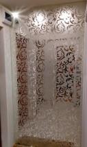 szafy lustro piaskowane - szklane.art usługi szklarskie i reklamowe Wierzbica