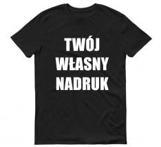 koszulka z własnym nadrukiem - ARTIMO Olsztyn