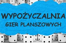 Wypożyczalnia gier planszowych - ZABAWIALNIA Sklep z zabawkami i Wypożyczalnia gier Warszawa
