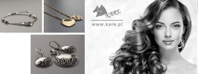 Biżuteria - Kare hurtownia biżuterii srebrnej i dewocjonaliów. Kraków