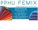 PPHU FEMIX Jacek Kacprzak