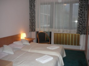 nocleg pokój 2 osobowy z balkonem - Renata Miazga Szczyrk