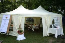 Wynajem namiotów imprezowych - Namioty imprezowe Rokietnica