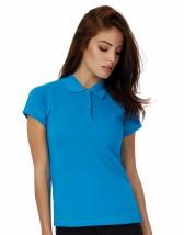 Koszulka z nadrukiem damskie polo - Spółdzielnia Socjalna Reklamy i Druku Będzin