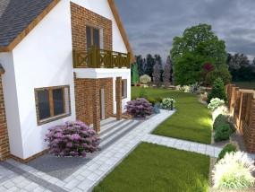 Projektowanie ogrodów, zakładanie oraz pielęgnacja terenów zielonych - Greenkor Rafał Brygman Koronowo