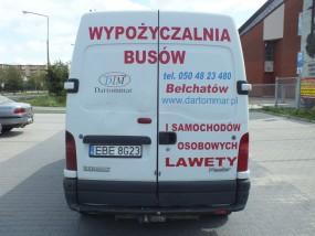 Wynajem busów - DARTOMMAR Bełchatów