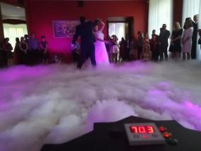 Taniec w chmurach - Łukasz Nowicki Holiday Organizacja Imprez Borek Stary