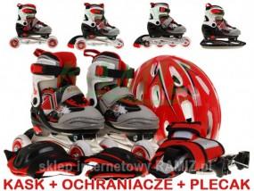 Wrotki rolki łyżwy dla dzieci - Emix24.pl - zabawki, meble ogrodowe, baseny, elektronika, pojazdy akumulatorowe Będzin