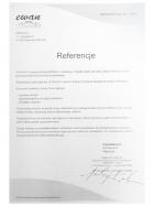 Referencja od firmy Ewan SC