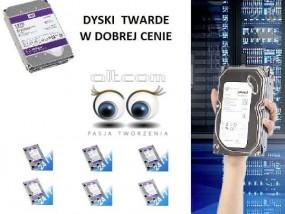 Dyski WD & SEGATE do pracy w trybie 7/24 CCTV - Altcom Bartosz Polak Wyszków