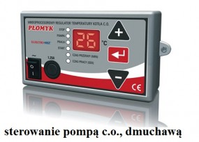 Regulator Temperatury - F.H.U. Kotły24 Pleszew