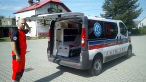Transport medyczny - PIOTR-MED Transport Medyczny i Sanitarny Chwalibożyce