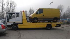 Transport pojazdu na lawecie - ClassicAuto Kraków