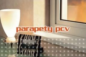 Parapety PCV - EFEKT - okna, drzwi, rolety Sandomierz