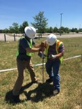 Badania zagęszczenia gruntu na budowie - Laboratorium Inżynierii Lądowej Multilab Olkusz