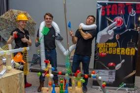 Gry i zabawy team building - Projekt Efektywny Events&Travel Sp. z o.o. Bielsko-Biała