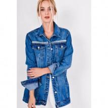 kurtka jeansowa - L Olitta Fashion Rokietnica