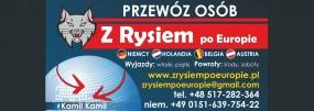 Przewóz osób - Z Rysiem Po Europie Przewóz osób Gołdap
