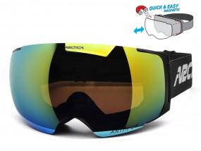 Gogle narciarskie Arctica - ZW LUNA Okulary przeciwsłoneczne, gogle narciarskie, portfele skórzane Siedlce