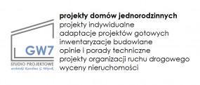 Projekty domów jednorodzinnych i inne - Studio Projektowe GW7 Piotrków Trybunalski