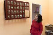 Montaż gabloty Witaj Nasze Kochanie w Przystani