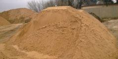 Zasypki fundamentowe Rokietnica piasek piach posp