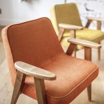 Fotel 366 - Kala Studio Mateusz Zadorożny Wrocław