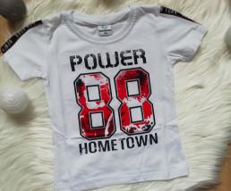 Koszulka 88 biała - Smyczek Kraśnik