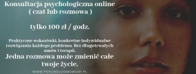 Pomoc psychologiczna online - Psycholog Mobilny Białystok