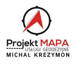 Mapa do celów projektowych - Projekt MAPA Usługi Geodezyjne Michał Krezymon Elbląg