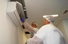 Systemy klimatyzacyjne - NOWECH Chłodnictwo - Klimatyzacja Leszek Nowak Lubań