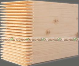 Drewno konstrukcyjne klejone wzdłużnie  ( KVH ) - F.P.H.U. ODNOVA Jacek Smętek Spytkowice