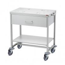 Stolik mobilny do wag niemowlęcych z szufladą - KREDOS Olsztyn