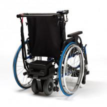 Wózek inwalidzki asystent opiekuna V-DRIVE Standard - KREDOS Olsztyn