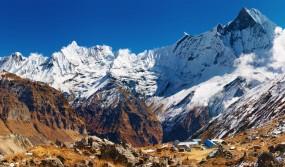 Nepal - Sanktuarium Annapurny (trekking) - październik 2019 - Biuro Podróży DISCOVERASIA Magdalena Gauer Poznań
