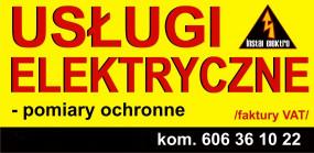 pomiary ochronne - Instalacje Elektryczne, Domofonowe i Odgromowe, Pomiary Ochronne Bochnia