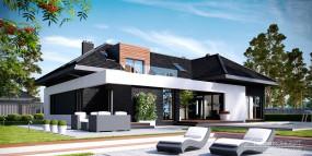 Domy z prefabrykatów w technologii szkieletowej - Prestige House sp. z o.o. Nowy Sącz