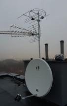Montaż anten satelitarnych - Sklep Elektroniczny XELEKTRONIK Piekary Śląskie