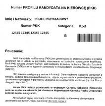 Szkolenie kierowców - OSK BOLEK i LOLEK Marcin Małecki Słubice