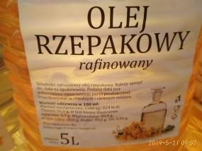 olej rzepakowy - Konfel sp. z o.o. Trzcianka
