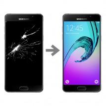 Wymiana szybki wyświetlacza Samsung - Weed GSM Warszawa