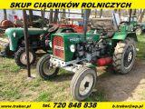 Skup ciągników rolniczych, traktory